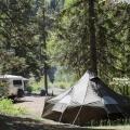 Camping Memorial Day weekend 2014