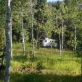 Te-ah campground in the Dixie National Forest, Utah