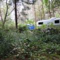 Camped at Charles G. Washburn SP, south of Yachats OR. 10.06.2015